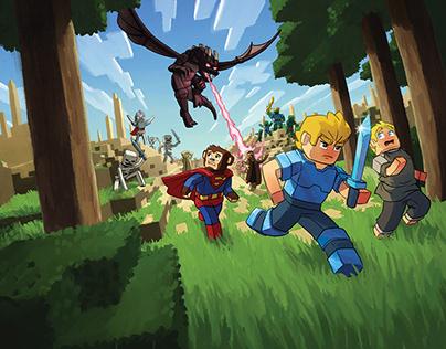 Minecraft : The Mystery Of Herobrine