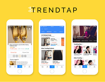 TrendTap: Fashion Crowdsourcing App