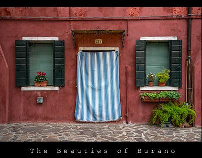 The Beauties of Burano