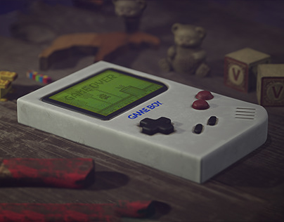 Game Boy - Still Life