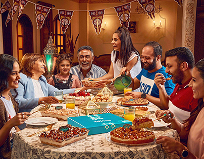 Tseppas Lifestyle Ramadan Campaign