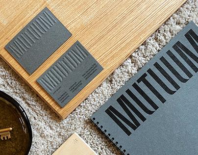 Mutuum - architecture, const. & interior design studio