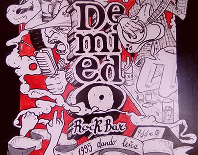 Demiedo Rock Bar