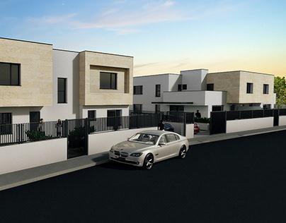 Proyecto Plaza Homes