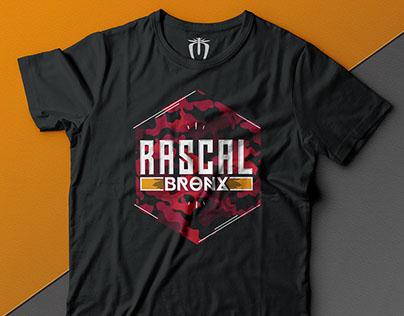 Brand Design for Rascal Bronx HipHop Crew