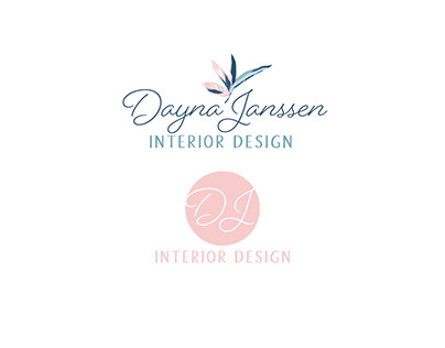 NEW Logo Package Dayna Janssen Interior Design