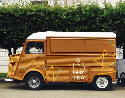 Inner Tea Truck: Website & App