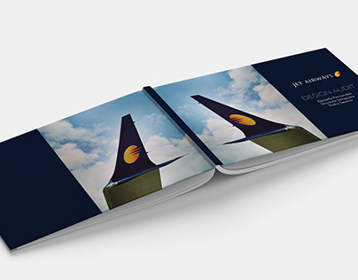 Design Audit on Jet Airways