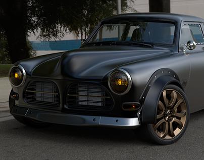 :: Volvo 1967 Interceptor ::