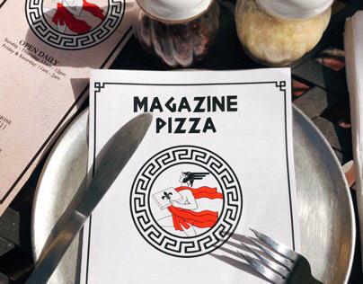 """Magazine Pizza"""