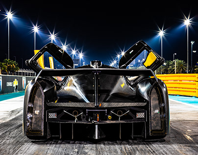 Automotive - The Liger LMP4 Experience
