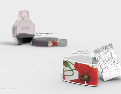 Perfume Design / Pandora