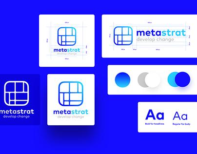 Metastrat | Logo & branding