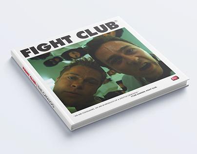 FIGHT CLUB BOOK OBJECT