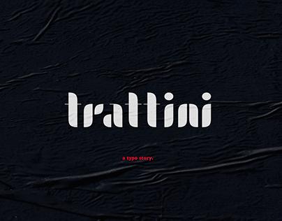 Trattini - A typo story
