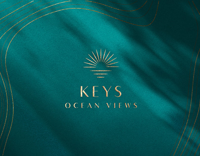 Keys Ocean Views Brand Identity