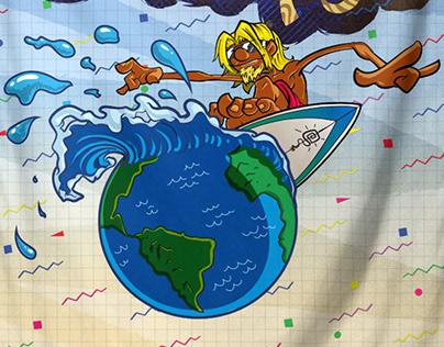 Surf Earth