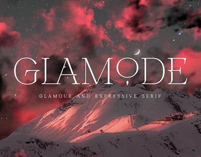 Glamode - Glamour & Stylish Display Font
