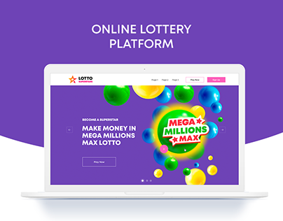 Lotto superstar - online lottery platform