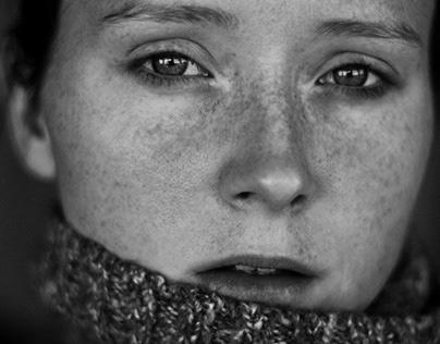 Aiz - selfportraits #2