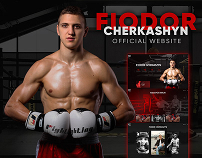 Fiodor Cherkashyn (official site)