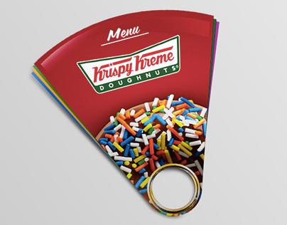 Krispy Kreme - Menu Concepts