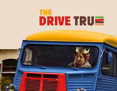 Burger King - The Drive True
