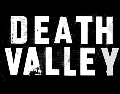 Death Valley Logo