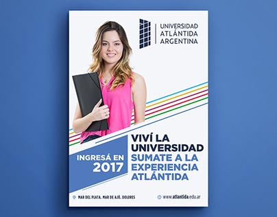 UAA. Universidad Atlántida Argentina