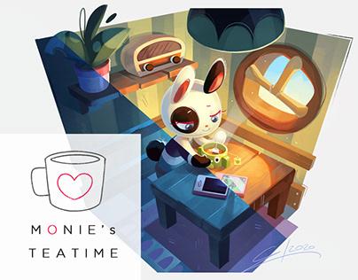 Monie's TeaTime_DIORAMA