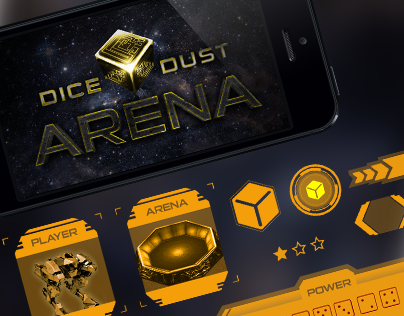 Dice Dust Arena | Game for iOS & Android