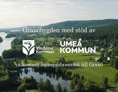 Granö - en plats för Sameparlamentet
