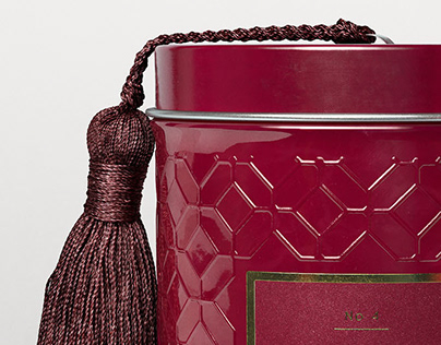 H&M Scent Candle (3D)