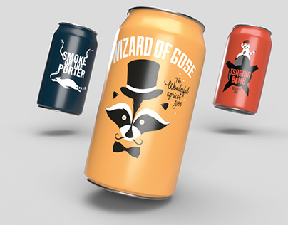 Bandit Brewery Labels 2018