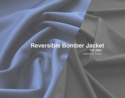 Reversible Bomber Jacket_ Menswear