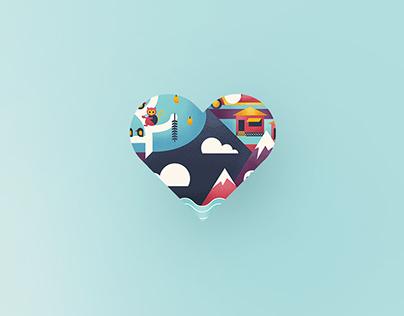 Works of Heart Branding
