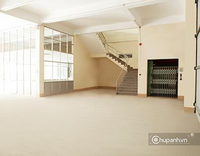 Chụp ảnh không gian nhà xưởng Hải Đức