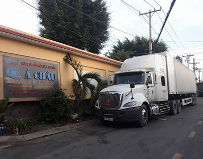 Vận chuyển hàng bằng xe tải đi Nha Trang giá cước cạnh