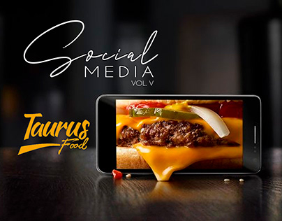 Social media Vol V - Taurusfood