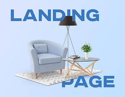 Landing page REMPROFBUD