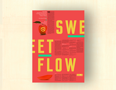 Sweet Flow · Póster - The University of Manchester