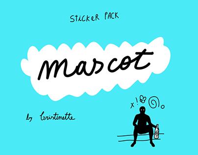Mascot Stickers