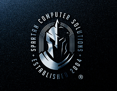 Spartan Computer Solutions Branding