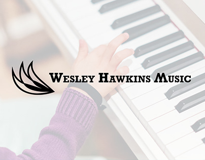 Wesley Hawkins Music (Branding)