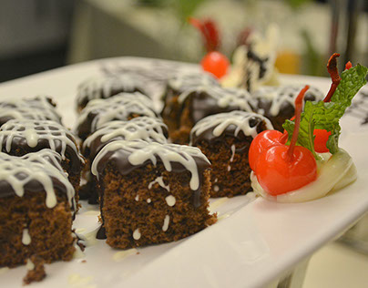 Sonata Resort in Phan Thiet: Cakes - New Year Eve