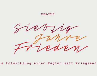 70 Jahre Frieden