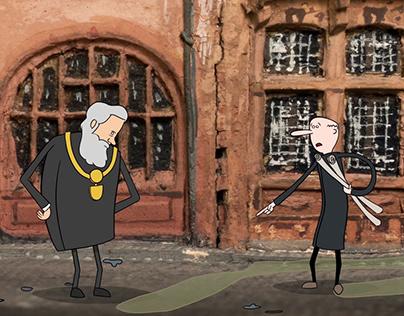Old Town Drama