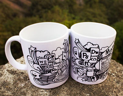 Mug design by prartinc
