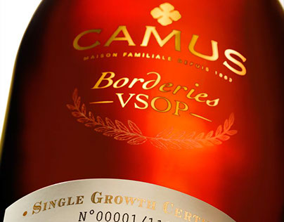 CAMUS - BORDERIES VSOP