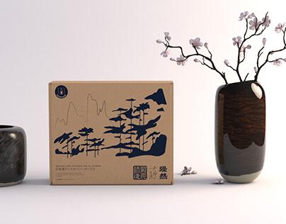 Travel to Okayama - Sake Packaging Design